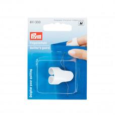 611333 Наперсток регулируемый, гибкий пластик Prym